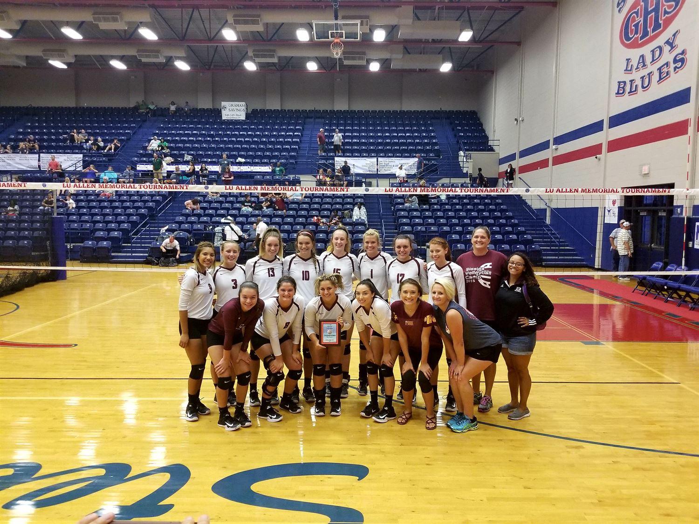 Bridgeport High School - Girls' Varsity Volleyball