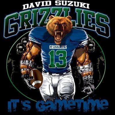 David Suzuki Grizzlies - Grizzlies