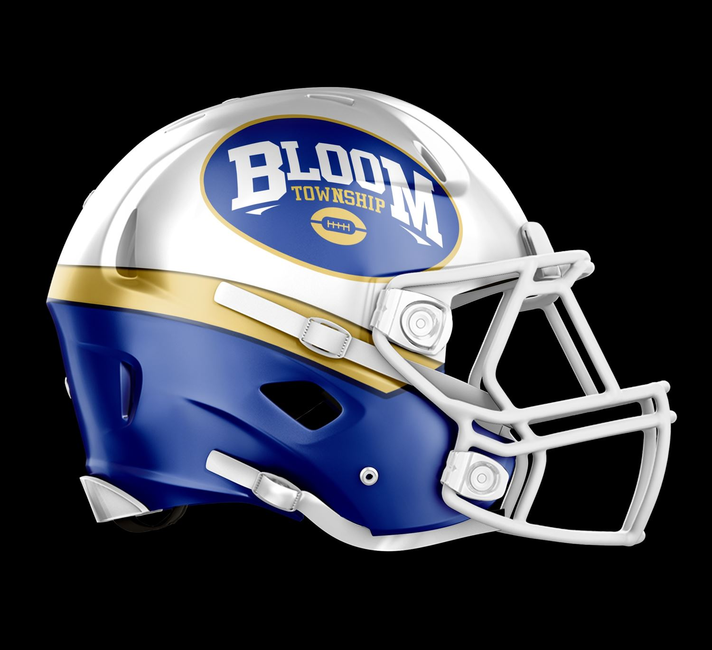 Bloom Township High School District 206 - Bloom Township Blazing Trojans Football