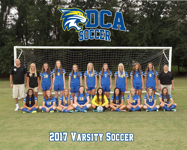 Donelson Christian Academy High School - Girls Varsity Soccer