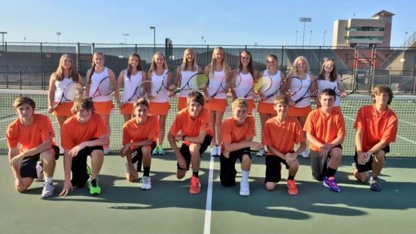 Aledo High School - Varsity Tennis