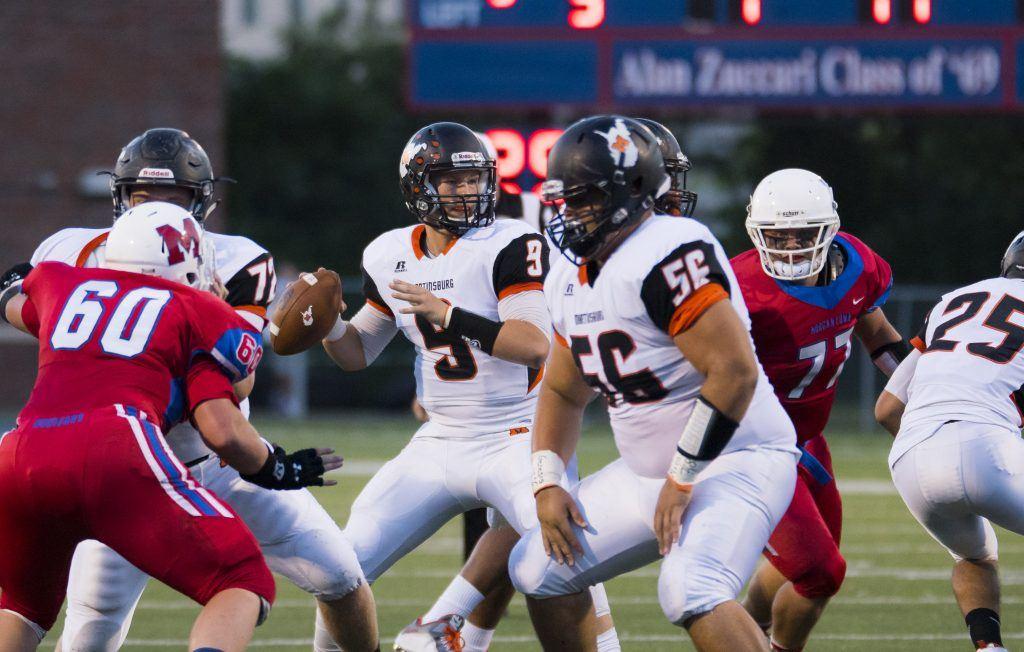 Martinsburg High School - Boys Varsity Football