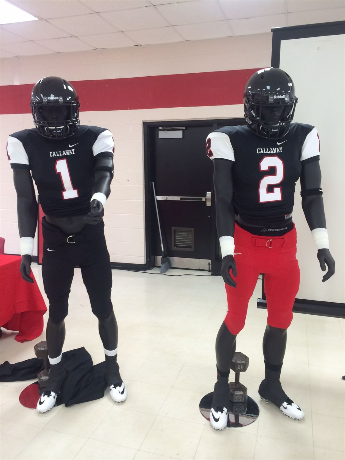 Callaway High School - Boys Varsity Football