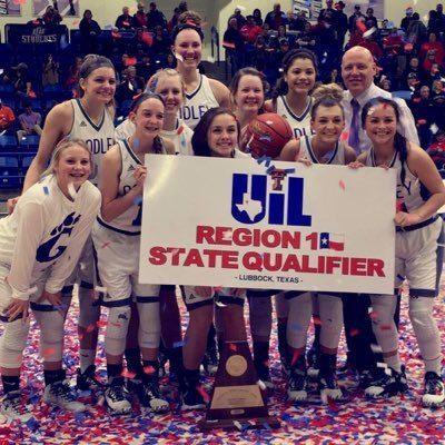 Godley High School - Girls Varsity Basketball