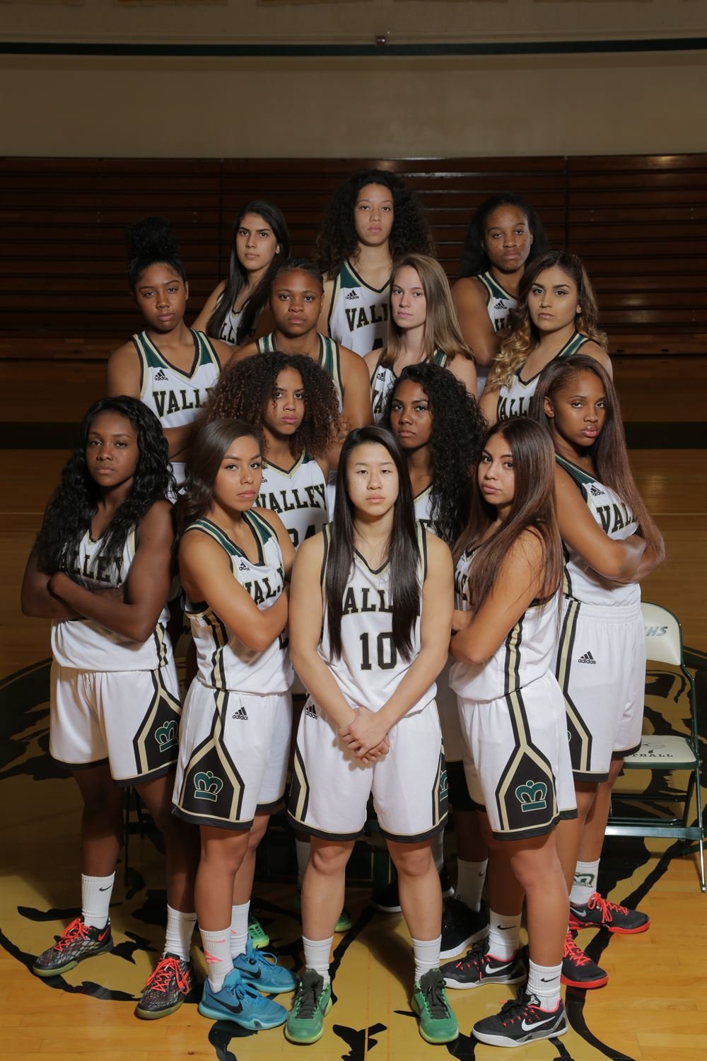 Los Angeles Valley College - Womens Varsity Basketball