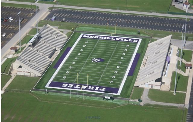 Merrillville High School - Boys Varsity Football