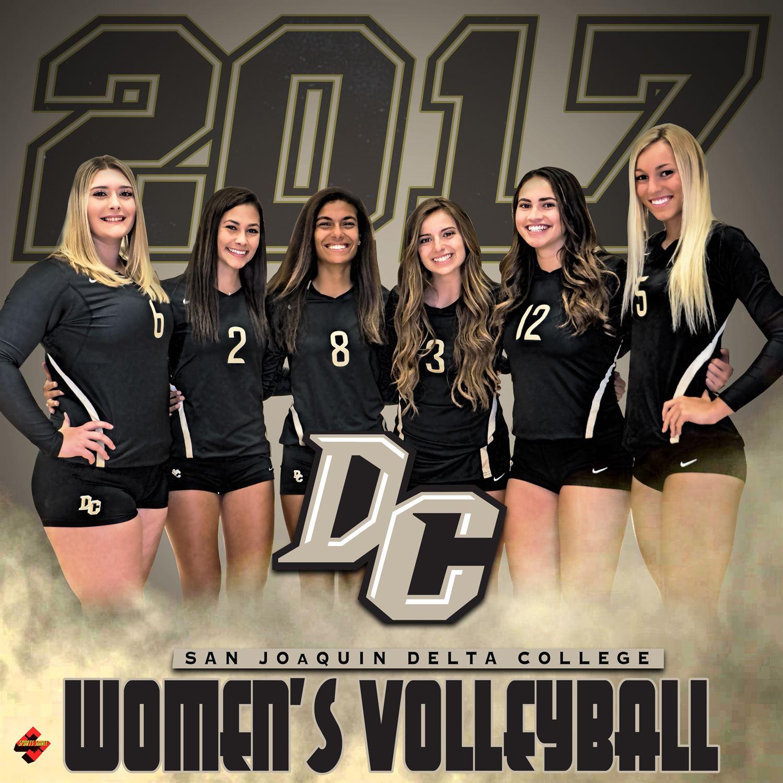 San Joaquin Delta College - Womens Varsity Volleyball