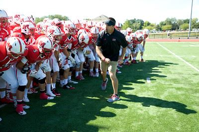Monmouth College - Mens Varsity Football