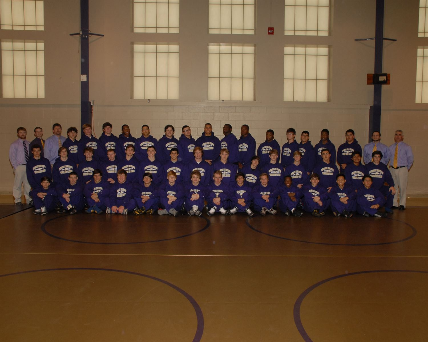 Christian Brothers High School - Varsity Wrestling