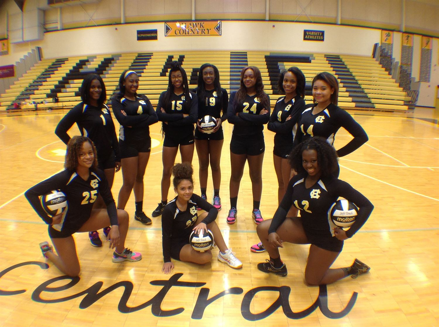 Hazelwood Central High School - Girls Volleyball