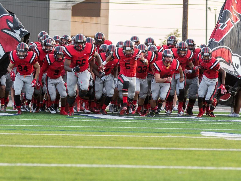 Stevens High School - Falcons Varsity Football