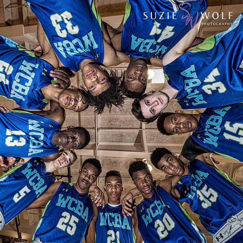 Wake County Basketball Association - WCBA Stevens c/o 2018