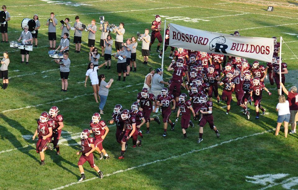 Rossford High School - Boys Varsity Football