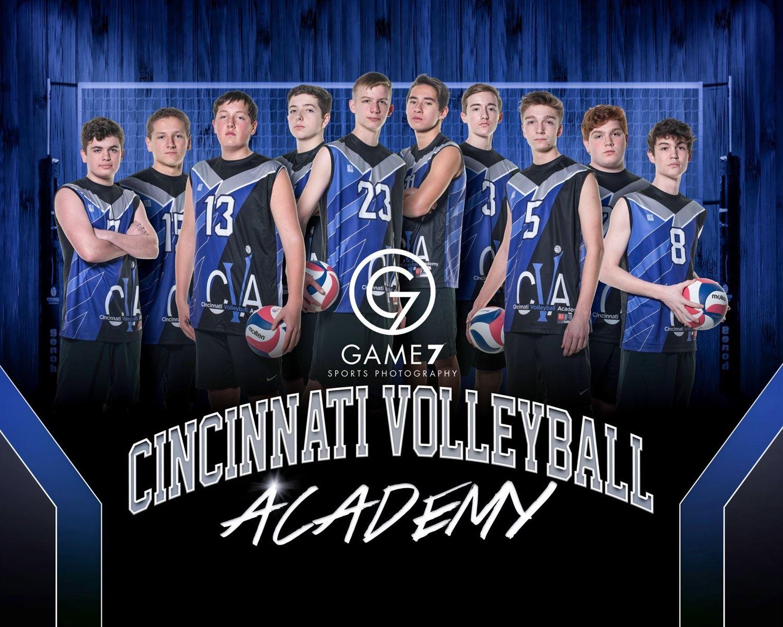 Cva 16 Black Cincinnati Volleyball Academy Mason Ohio Volleyball Hudl