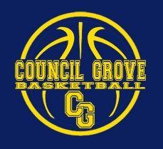 Council Grove High School - Boys Varsity Basketball