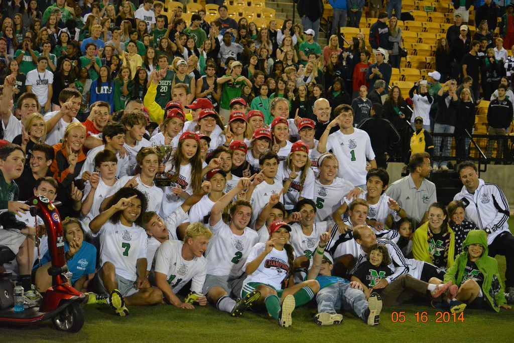McIntosh High School - Boys Varsity Soccer