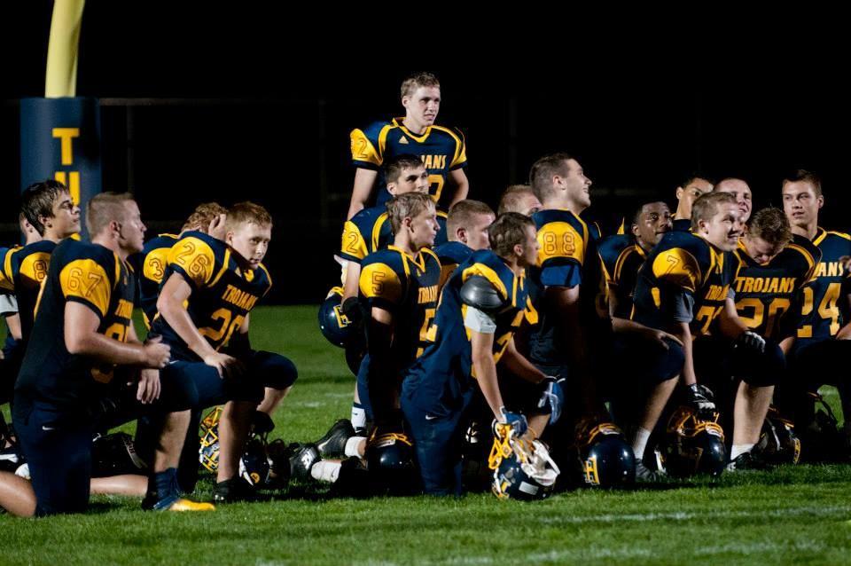 Turner High School - Boys Varsity Football
