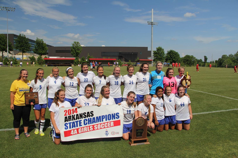 Valley View High School - Girls' Varsity Soccer