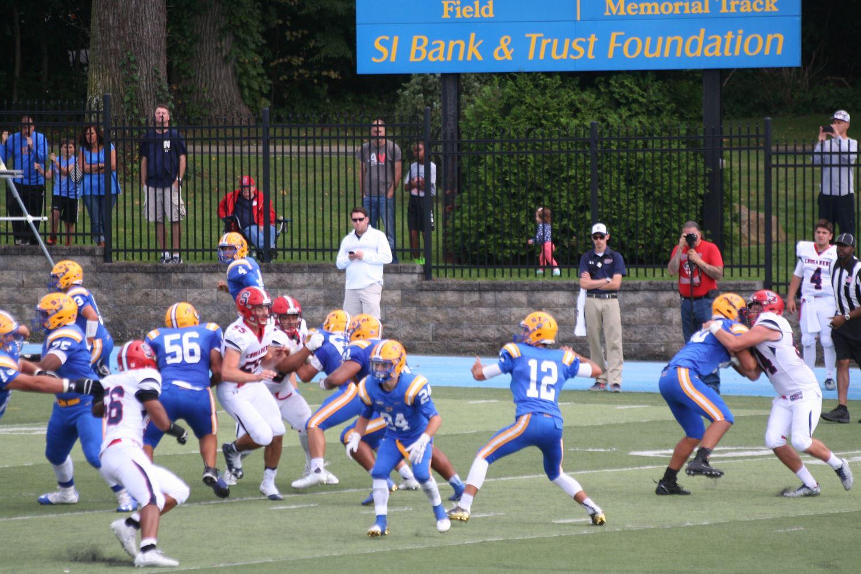 St. Peter's High School - Boys Varsity Football