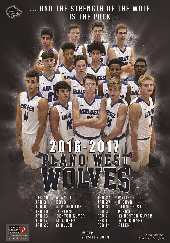 Plano West High School - Boys Varsity Basketball