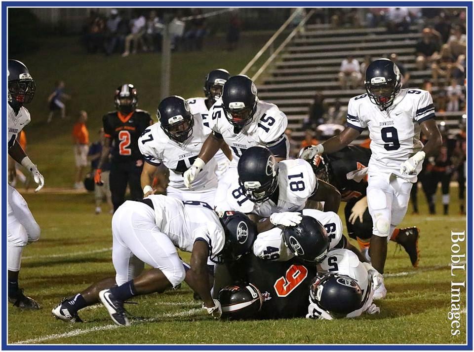 Dinwiddie High School - Boys Varsity Football