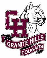 Granite Hills High School - Boys Varsity Football