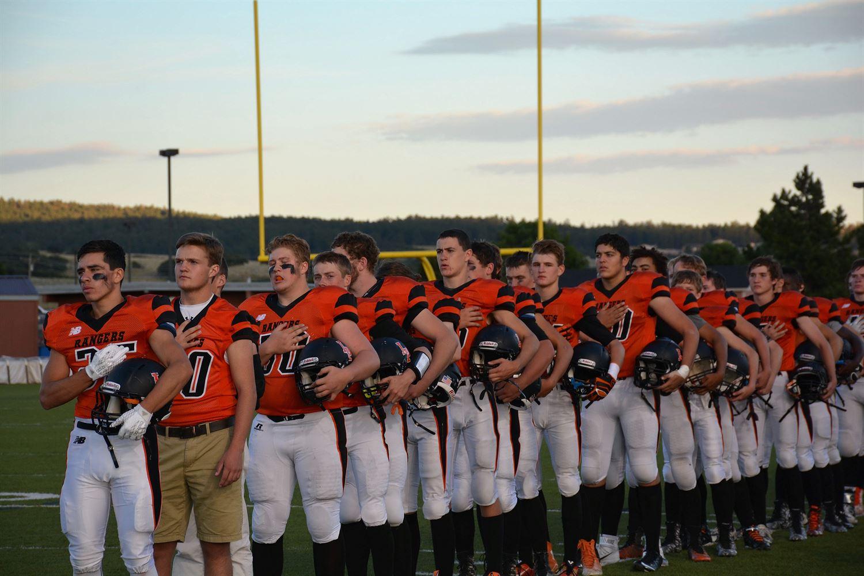 Lewis-Palmer High School - Boys Varsity Football