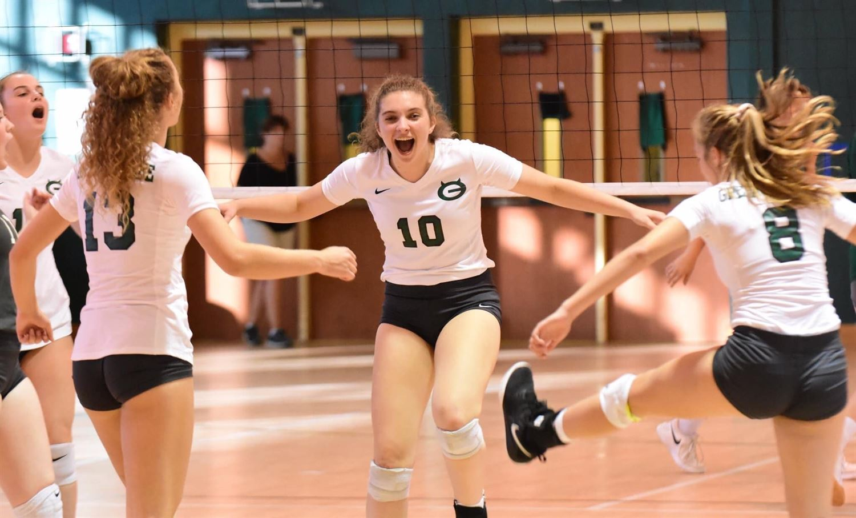 Girls Varsity Volleyball Greeneville High School Greeneville Tennessee Volleyball Hudl