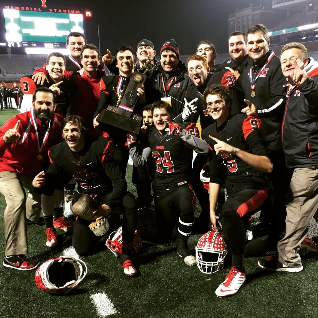 Maine South High School - Boys Varsity Football