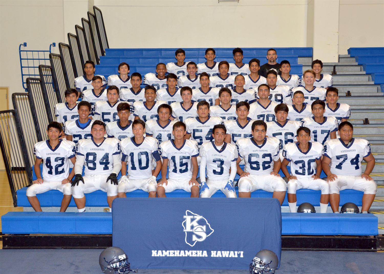 Kamehameha Hawai'i High School - Boys JV Football