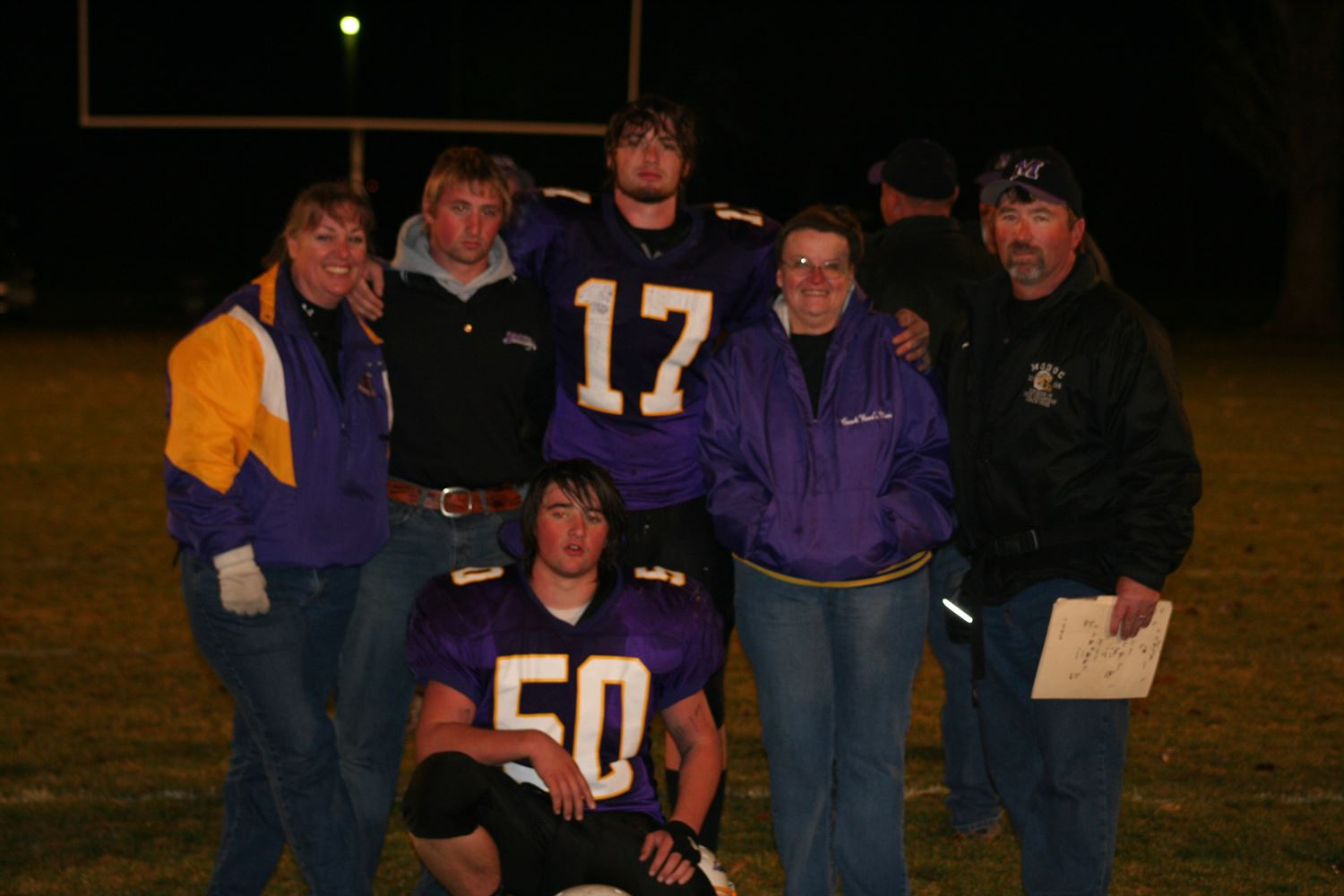 Modoc High School - Boys' Varsity Football