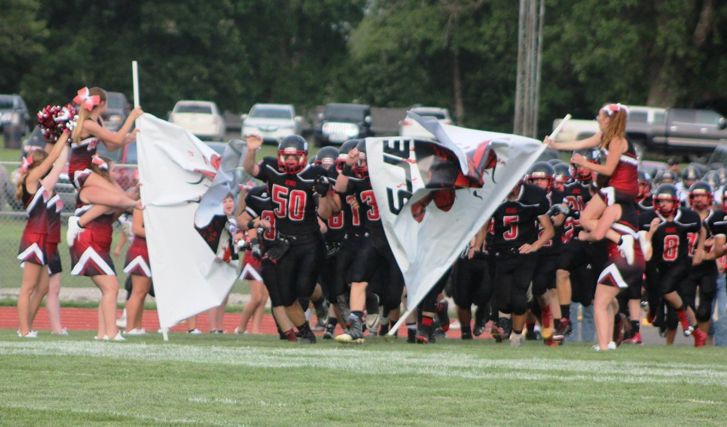 Butler High School - Boys Varsity Football