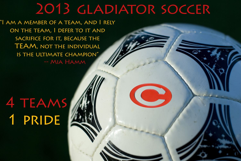 Clarke Central High School - C Team Girls Soccer