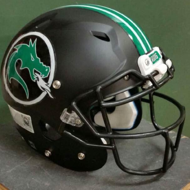 Pine City High School - Dragons Varsity Football
