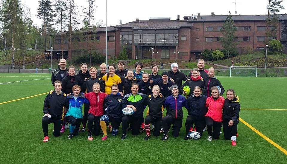 Finland Rugby - National Team / Academy