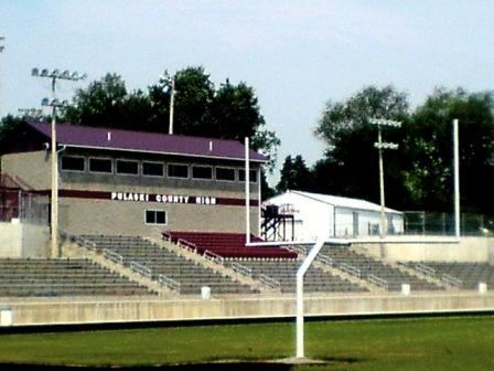 Pulaski County High School - Boys Varsity Football