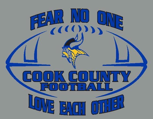 Cook County High School - Boys Varsity Football