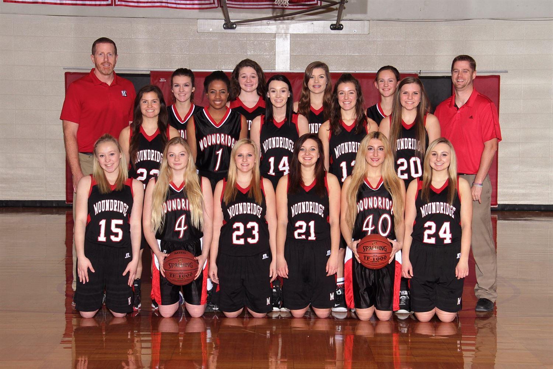 Moundridge Middle School - Girls Basketball