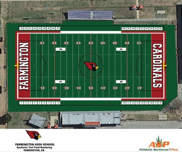 Farmington High School - Boys Varsity Football