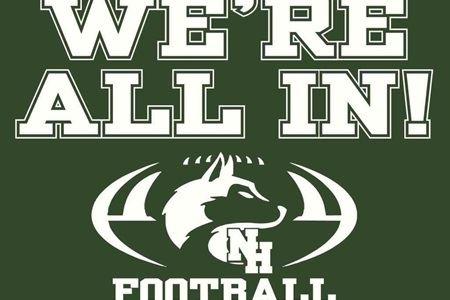 Nathan Hale High School - JV Football