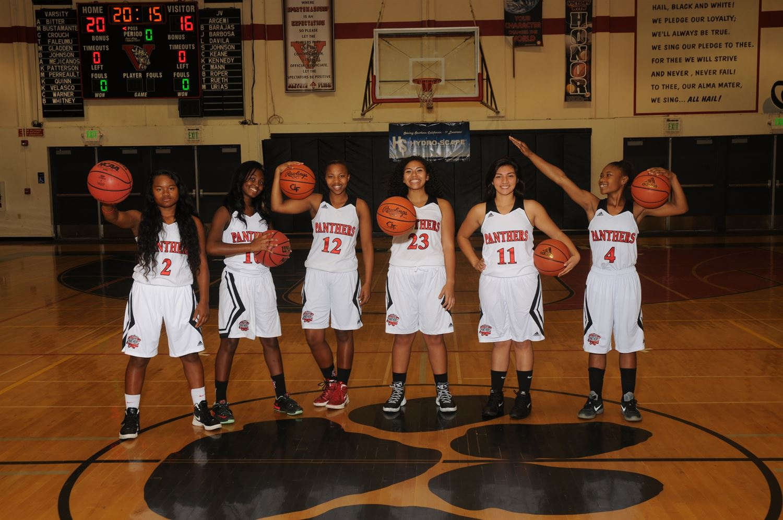 Vista High School - Girls Varsity Basketball