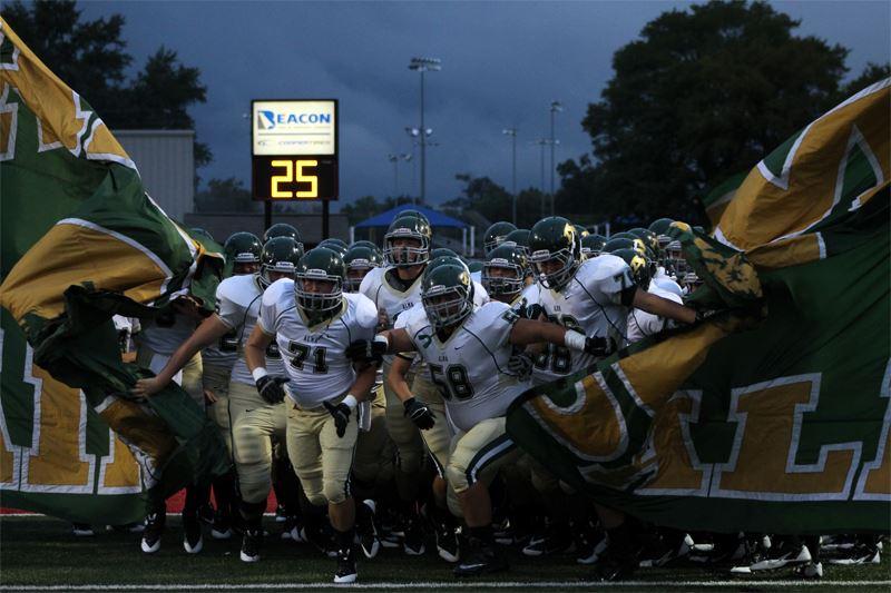 Alma High School - Boys Varsity Football