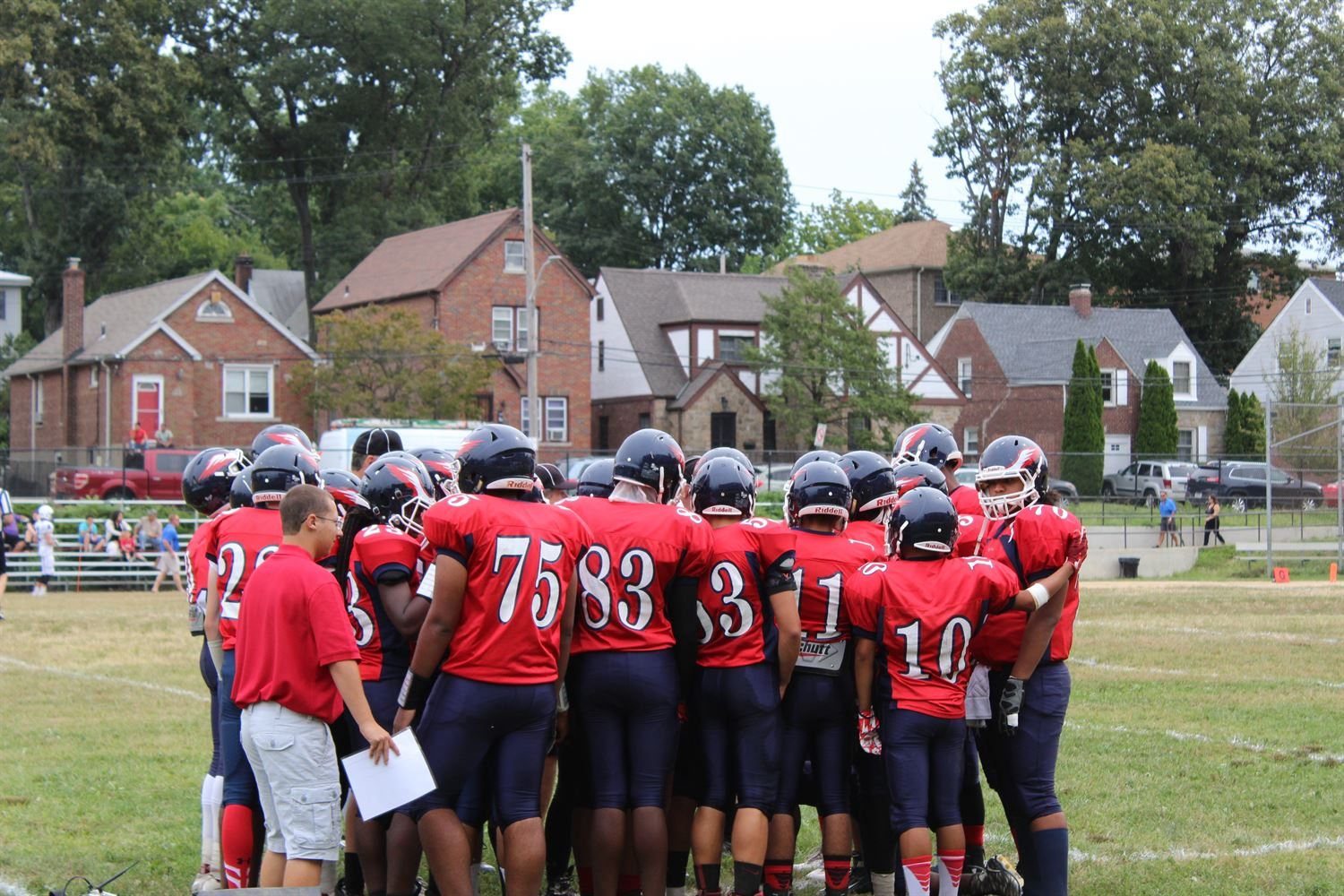 Yonkers Montessori Academy - Boys' Varsity Football