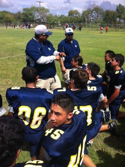 Los Fresnos High School - Los Cuates Football