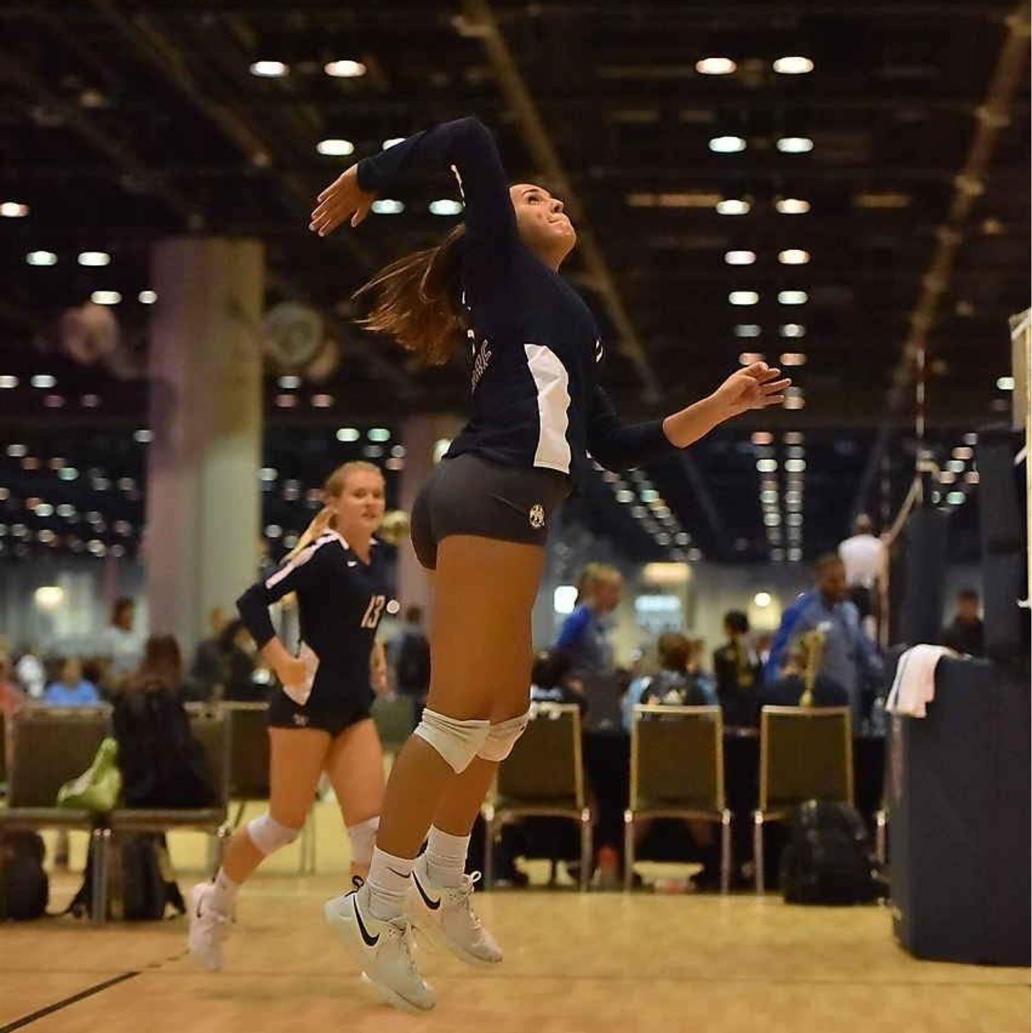 15 Elite Len Tribe Elite Volleyball Pompano Beach Florida Volleyball Hudl