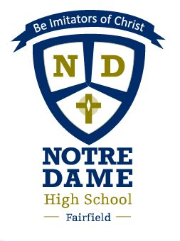 Notre Dame Catholic High School - Boys Varsity Football