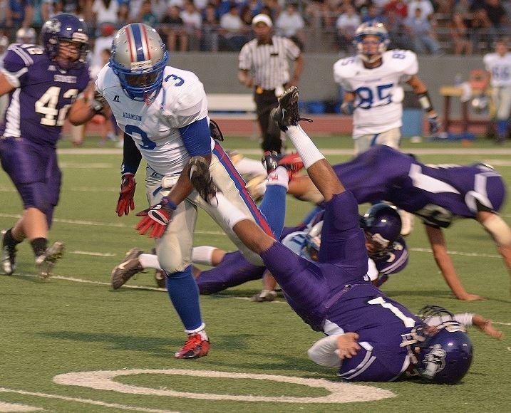 Adamson High School - Adamson Varsity Football