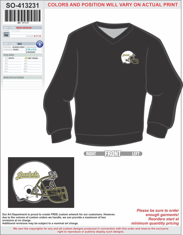 Springfield High School - Boys' JV Football