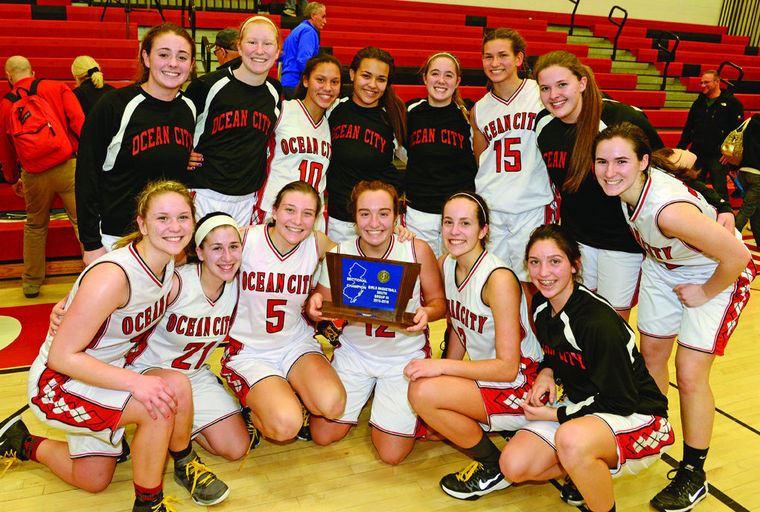 Ocean City High School - Girls Varsity Basketball