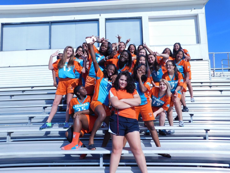Plant City High School - Girls' JV Football